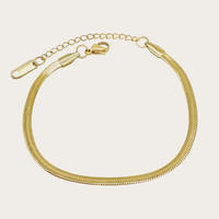 Gold Choker Necklaces for Women - 14K Gold Plated Handmade Medallion Snake Link Chain Cross Star Moon Adjustable Simple Choker Necklaces for Women Jewelry
